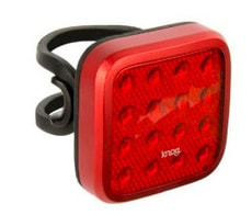 Blinder MOB back kid grid red