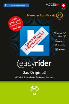rider Prüfung für Mofas 2018/19 [Kat. M] [PC/Mac] (D/F/I)