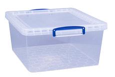 Boîtes de plastique 17.5L