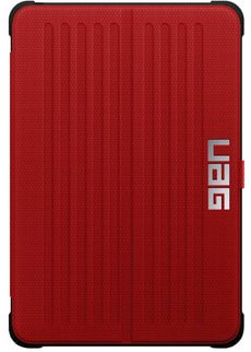 Folio Case for Apple iPad mini 4 red