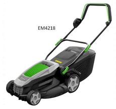 Elektro-Rasenmäher EM 4218