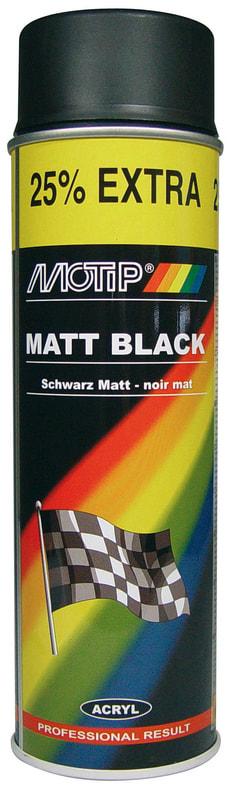 Extra Matt Black