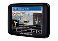 L-Nav. Navigon 1210 Europe