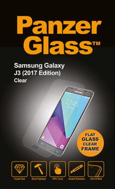 Flat Clear Galaxy J3 (2017)