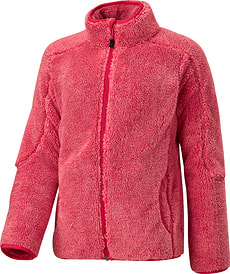 Mädchen-Kuschelfleece-Jacke