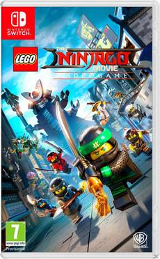 Switch - LEGO Ninjago Movie Videogame