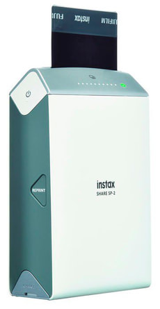 Instax Share SP-2 Stampante smartphone silver