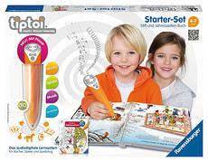 Tiptoi Starter-Set Jahrzeitenbuch (D)