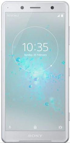 Xperia XZ2 Compact 64GB White Silver