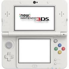 NEW 3DS White