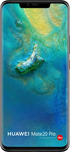 Huawei Mate20 Pro Dual Sim Black inkl. Huawei Watch GT*