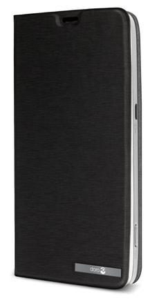 Flip cover noir per Liberto 822/8028/8030/8031