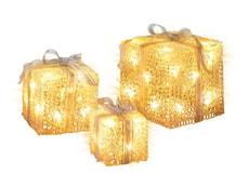 LED Ice Giftboxset Set à 3 pièces