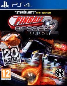 PS4 - The Pinball Arcade Season 2
