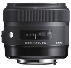 30mm F1,4 DC HSM | Art (Canon)