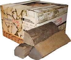 Brennholz Buche 15 kg im Karton