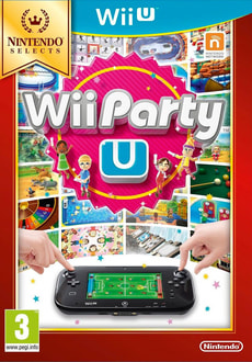 Wii U - Selects Wii Party U