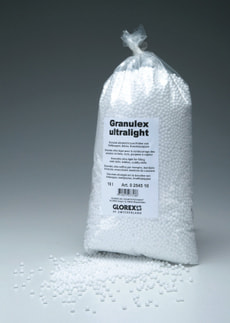 D+G Styropor Granulat