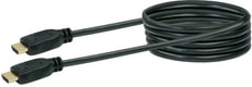 Cable HDMI Highspeed 5m noir