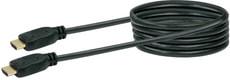 Kabel HDMI Highspeed 5m schwarz