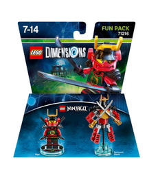 "LEGO Dimensions Fun Pack LEGO Ninjago ""Nya"""