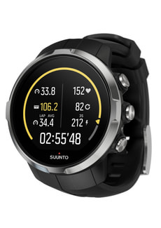 Spartan Sport black HR