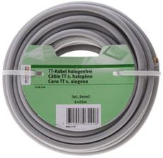 TT câble d'installation halogène 25 m