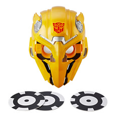 Transformers Movie 6 Bee Vision Mask (F)