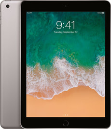 iPad WiFi 32GB spacegray