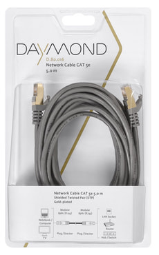 D.80.016 5m Netzwerkkabel