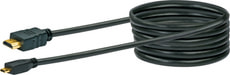 HDMI-Micro Adapterkabel 1.5 m schwarz