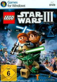 PC -  LEGO Star Wars III