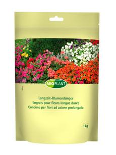 Engrais fleurs longue durée, 1 kg