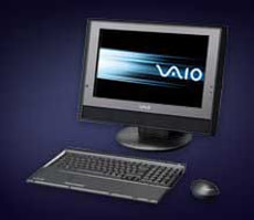 VAIO MULTIMEDIA CENTER VG