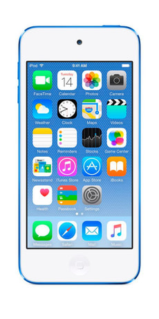 iPod Touch 6G 32 GB - Blau