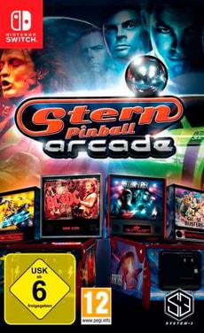 Switch - Stern Pinball Arcade (D)