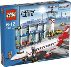 05/12 LEGO CITY AEROPORTO 3182
