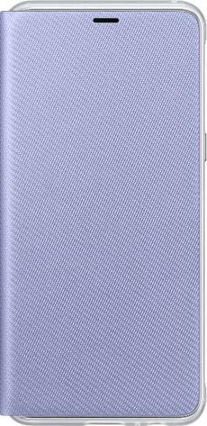 Neon Flip Cover A8 2018 violet