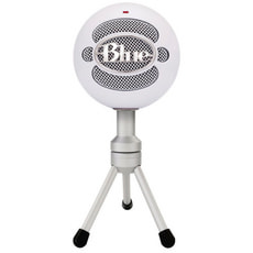 Snowball Microphone iCE USB white versatile