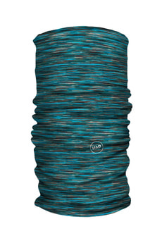 Multi Blue	Printed Fleece tube