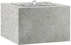 Brunnen Toa 57 Granit-grau