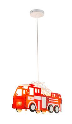 Kinderhängeleuchte Feuerwehrauto