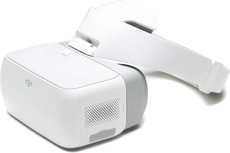 Goggles Full-HD Lunettes VR blanc
