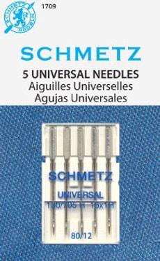 Aiguille universelle SB5 No.80
