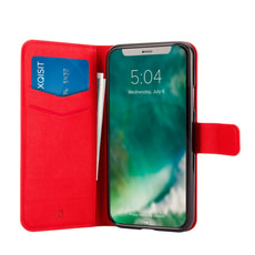 Case Viskan red for iPhone X