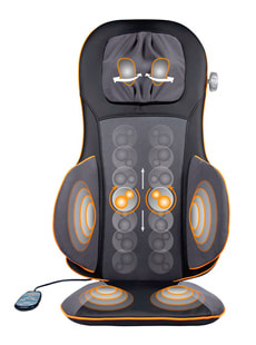 Massage Shiatsu MC825 noir