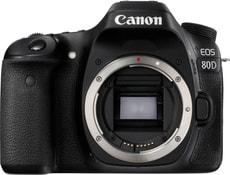 EOS 80D Body Spiegelreflexkamera