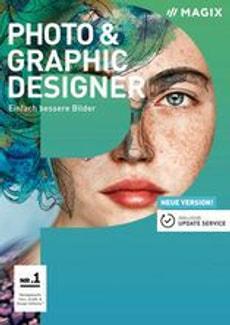 MAGIX Photo & Graphic Designer 2019 [PC] (D)