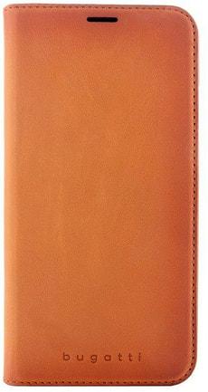 Booklet case Parigi Cognac