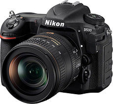 D500, AF-S DX VR 16-80mm + 3 ans de garantie Swiss
